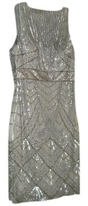 Sue Wong Art Deco Great Gatsby 1920's Wedding Dress