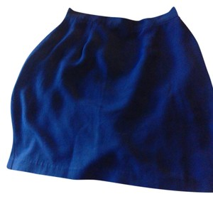 Other Mini Skirt Navy BLue