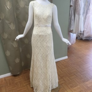 Allure Bridals Dark Ivory Dress