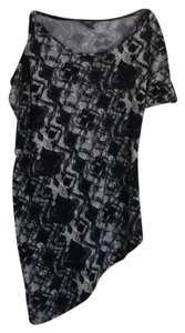 Kenneth Cole Asymmetrical Mini Dress
