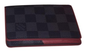 Louis Vuitton Pocket Organiser Damier Graphite