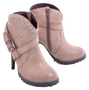 Envy Brown Boots