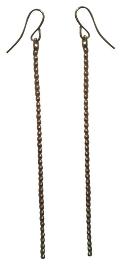 Preload https://item4.tradesy.com/images/handmade-brand-new-handmade-long-thin-gold-beaded-chain-dangle-design-nwot-1965953-0-0.jpg?width=440&height=440