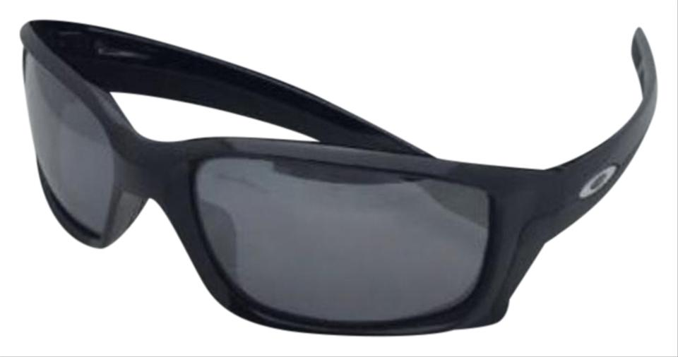 7ececc6c33 Oakley OAKLEY Sunglasses STRAIGHTLINK OO9331-01 Polished Black w  Iridium  Image 0 ...