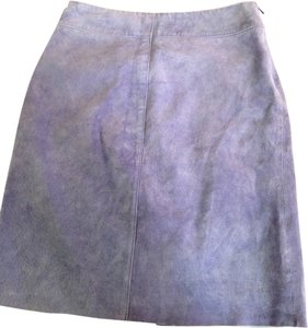 Express Skirt Purple