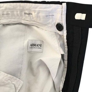 Armani Collezioni Wool Dress Pants