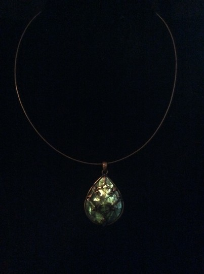 Preload https://item5.tradesy.com/images/turquoise-pendent-necklace-1965979-0-0.jpg?width=440&height=440