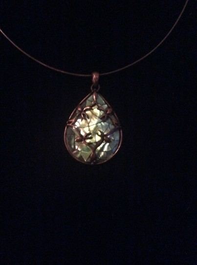 Other Turquoise pendent necklace