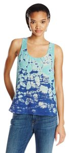 Gypsy05 Top tye dye blue/green