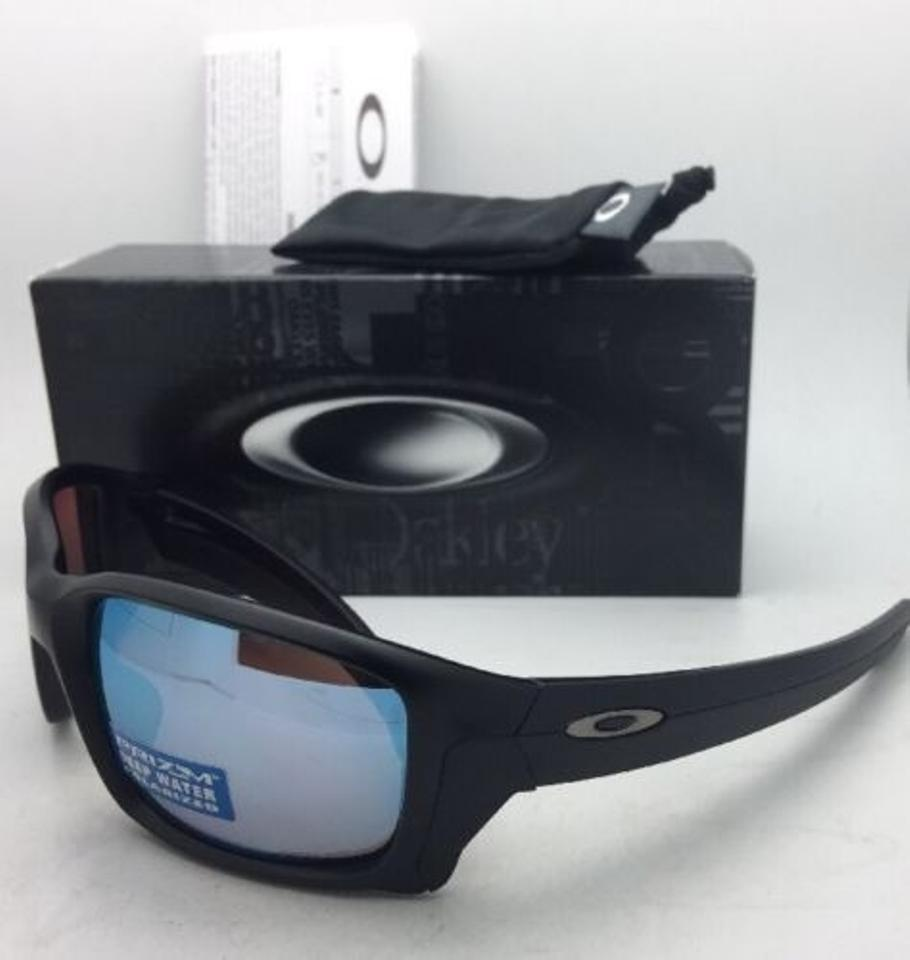f6cdfabde1 Oakley Straightlink Oo9331-05 Black W Prizm Deep Water Polarized W Prizm  Sunglasses