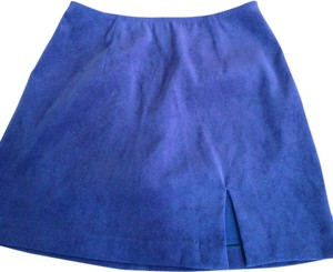Express Mini Skirt Dark purple
