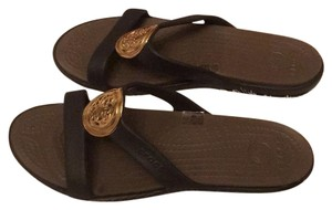 Crocs Brown/Espresso Sandals