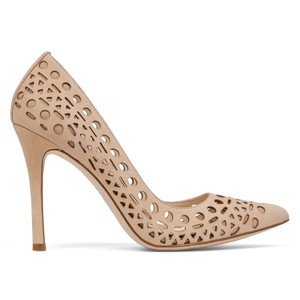 BCBGMAXAZRIA Warm Sand Pumps