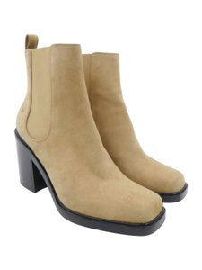 Givenchy Chelsea Tan Boots