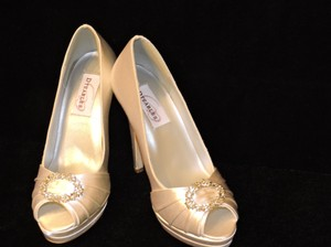 Dyeables New In Box Wedding Shoes