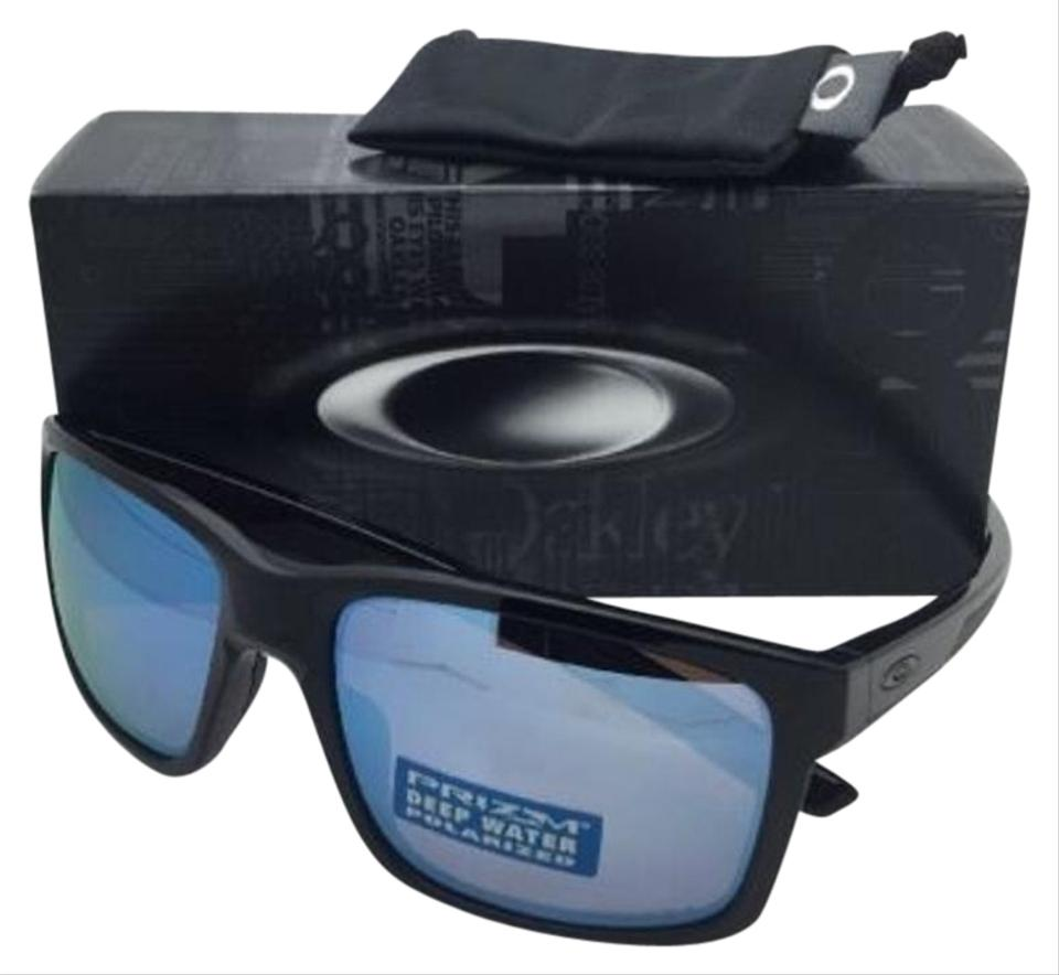 43e681d2678 Oakley Polarized OAKLEY Sunglasses MAINLINK OO9264-21 Black w PRIZM Deep  H2O Image 0 ...