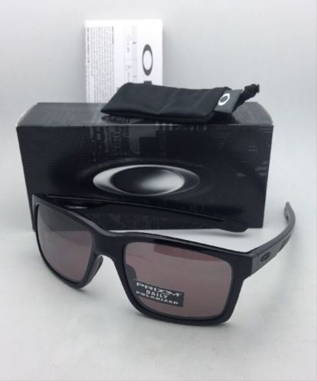 ee6ee7cce6 Oakley Polarized OAKLEY Sunglasses MAINLINK OO9264-08 Black w PRIZM Daily  Image 3