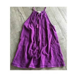 Joie Top Purple