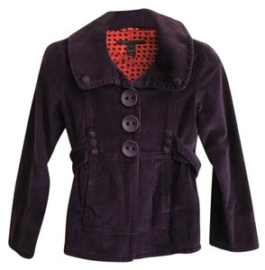 Marc Jacobs Plum Jacket