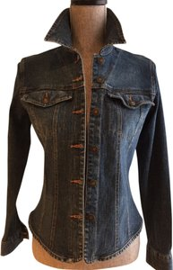 Willi Smith Jeans Denim Womens Jean Jacket