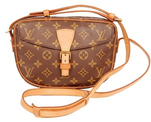 Louis Vuitton Canvas Cross Body Bag