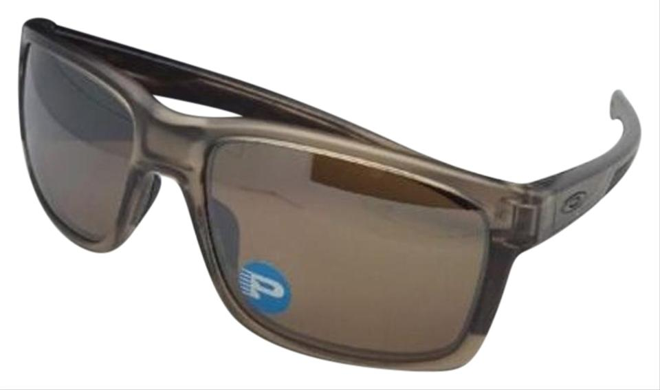af11416728 Oakley Polarized OAKLEY Sunglasses MAINLINK OO9264-06 Sepia-Brown  w Tungsten Image 0 ...