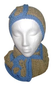 Designed and Crocheted by me NEW, Headbands and infinity neck-warmers