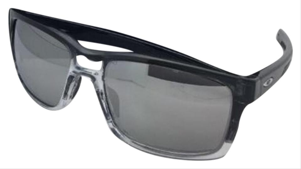 35fabc6a1d Oakley OAKLEY Sunglasses MAINLINK OO9264-13 Dark Ink Fade w Chrome Iridium  Image 0 ...