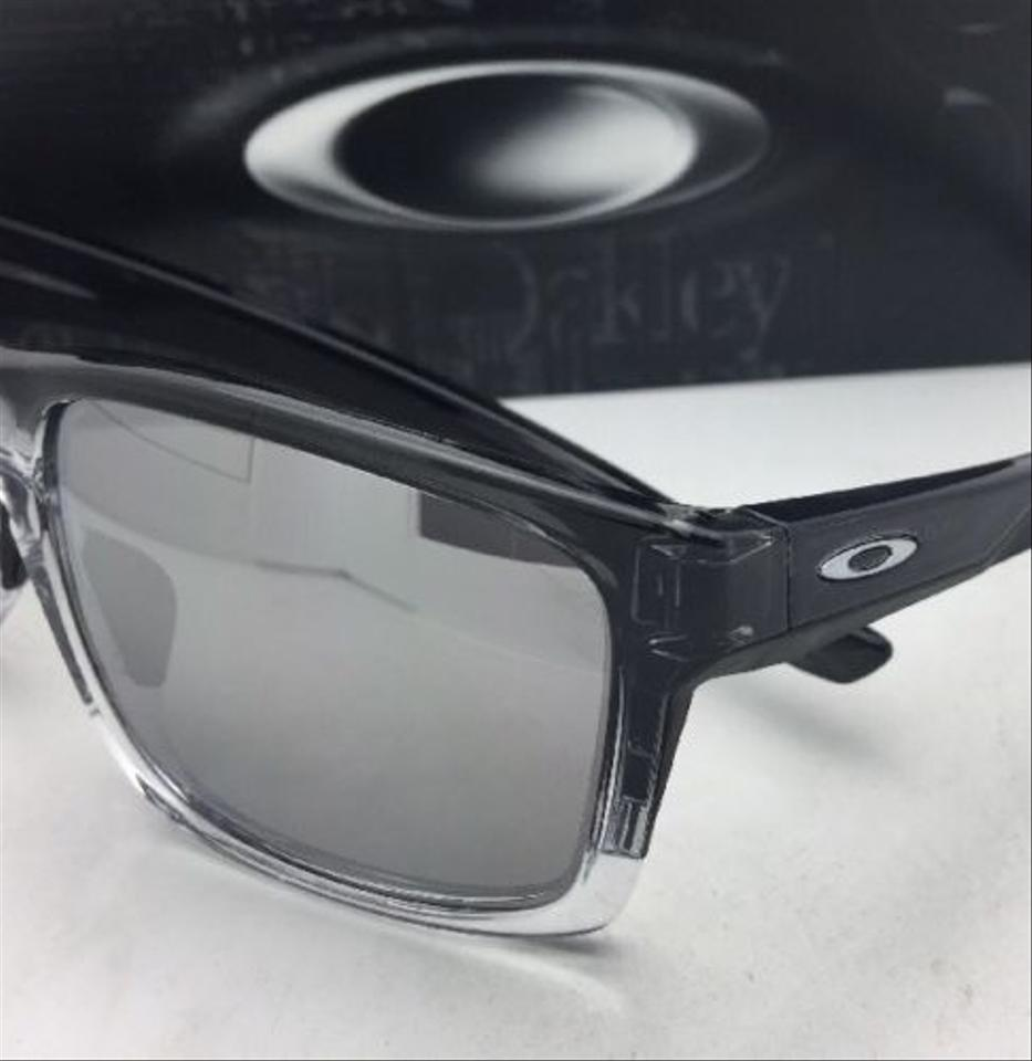 885416a7970 Fade Oakley. OAKLEY Sunglasses MAINLINK OO9264-13 Dark Ink Fade w Chrome  Iridium ...