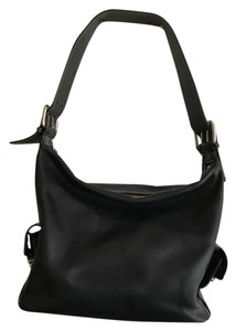 Marc Jacobs Top-stitch Adjustable Hobo Bag