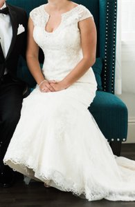 Justin Alexander Exclusive One-of-a-kind Wedding Dress