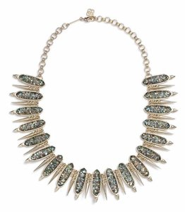 Kendra Scott Kendra Scott Gwendolyn Neclace in Abalone & Gold