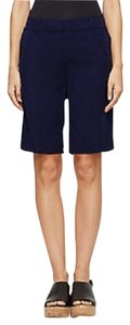 Eileen Fisher Tencel Bermuda Bermuda Shorts MIDNIGHT