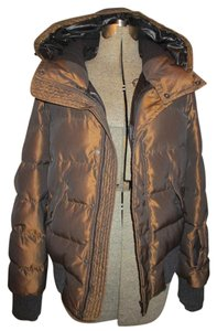 Dolce&Gabbana Goose Down Hooded Parka Coat
