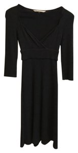 Diane von Furstenberg Wool Empire Waist Dress
