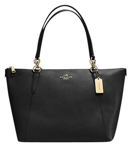 Coach F35808 Ava Tote in Black