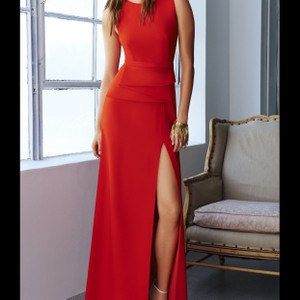 BCBGMAXAZRIA Red Dress