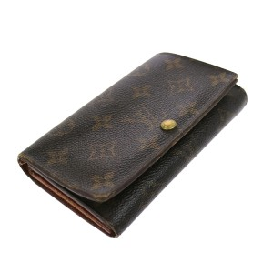 Louis Vuitton LOUIS VUITTON PORTEFEUILLE VIENNOIS WALLET