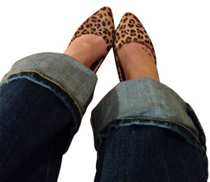 C. Wonder C. Leopard Pumps
