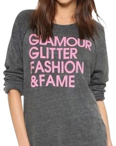 Wildfox Jem Holograms List Sweatshirt