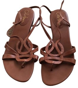 Cole Haan Tan brown Sandals