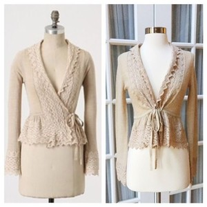 Anthropologie Cardigan