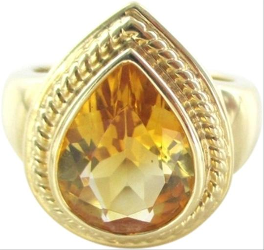 Preload https://item5.tradesy.com/images/no-brand-14k-solid-yellow-gold-pear-ring-citrine-engagement-cocktail-fine-jewelry-jewel-1966259-0-0.jpg?width=440&height=440