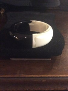 Other Black & white cuff bracelet