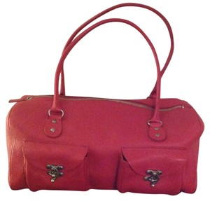 Cynthia Rowley Satchel in Red