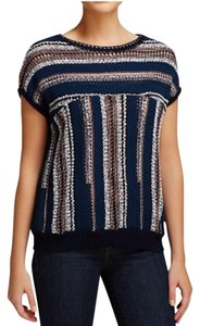 Tory Burch Woven Sweater