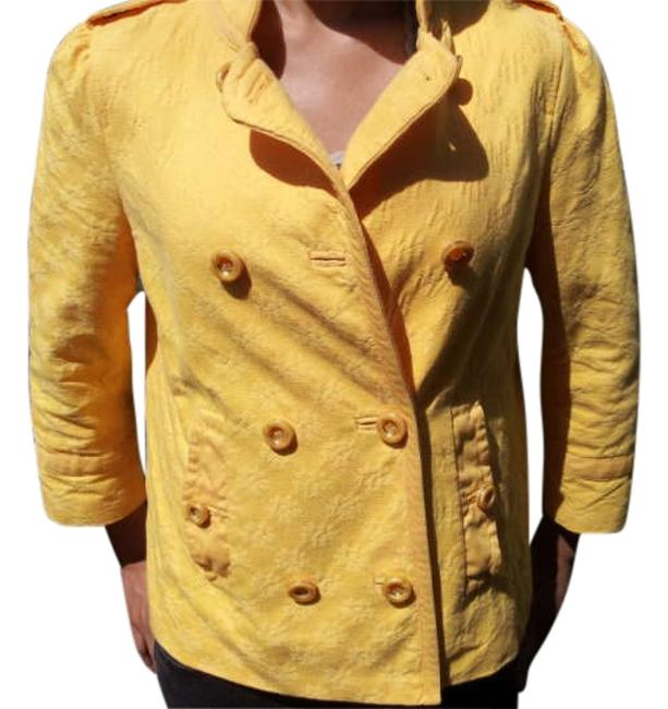 Preload https://item5.tradesy.com/images/marc-jacobs-yellow-jacket-size-8-m-196639-0-0.jpg?width=400&height=650