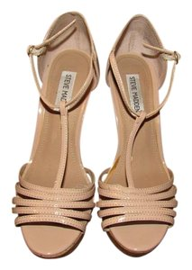 ALDO Nude Wedges