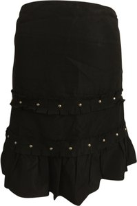 Atos Lombardini Skirt Black