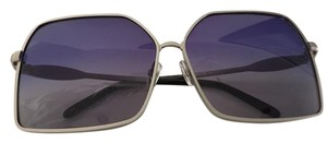 Wildfox Wildfox Fontaine Oversized Square Sunglasses, 63mm